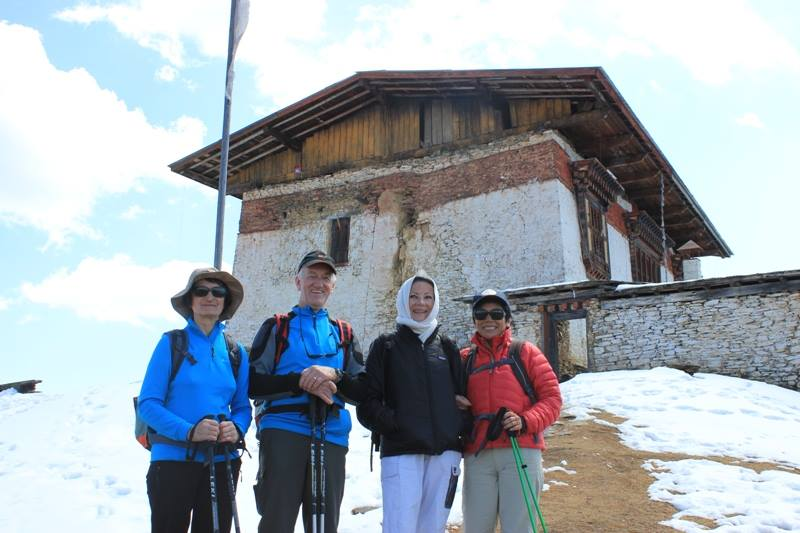 A Way to Bhutan Tours & Travels guest