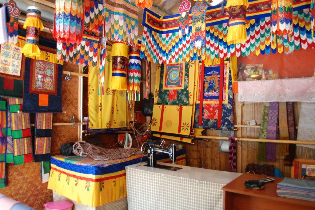 traditional crafts of Bhutan