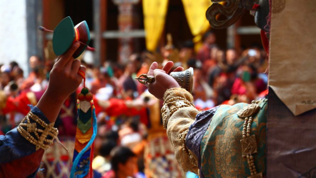 Festival Tour in Bhutan