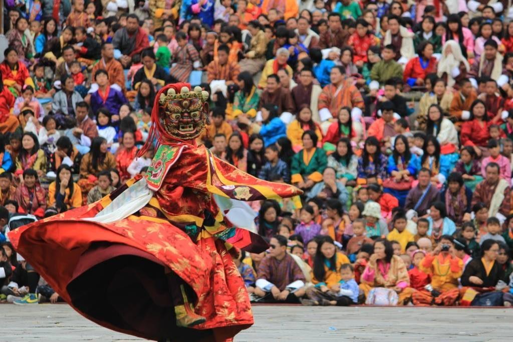 Best Scenic Of Bhutan