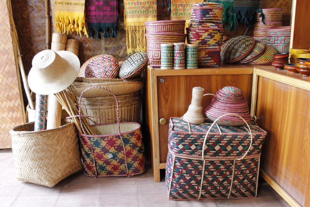 traditional crafts of Bhutan