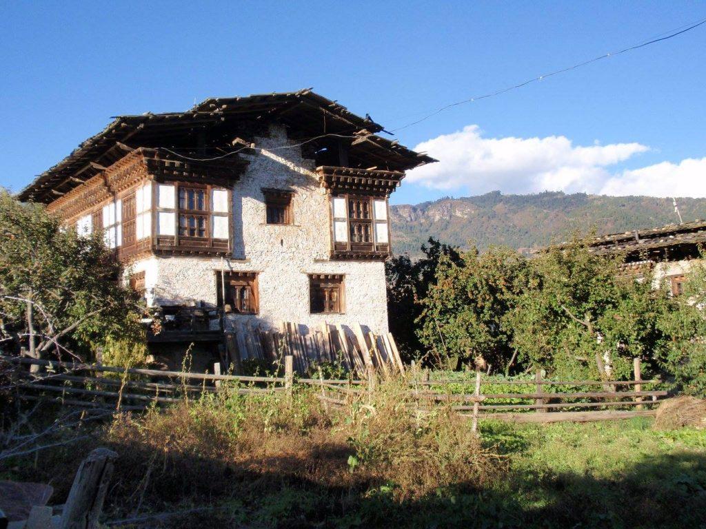 bhutanese house