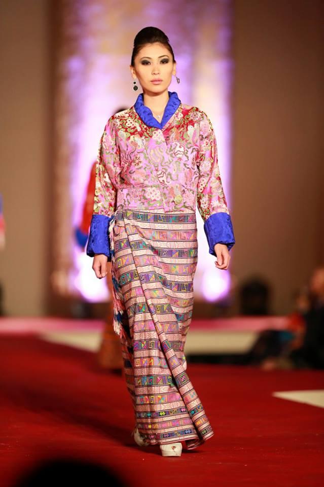 kira Traditional Dress of bhutan