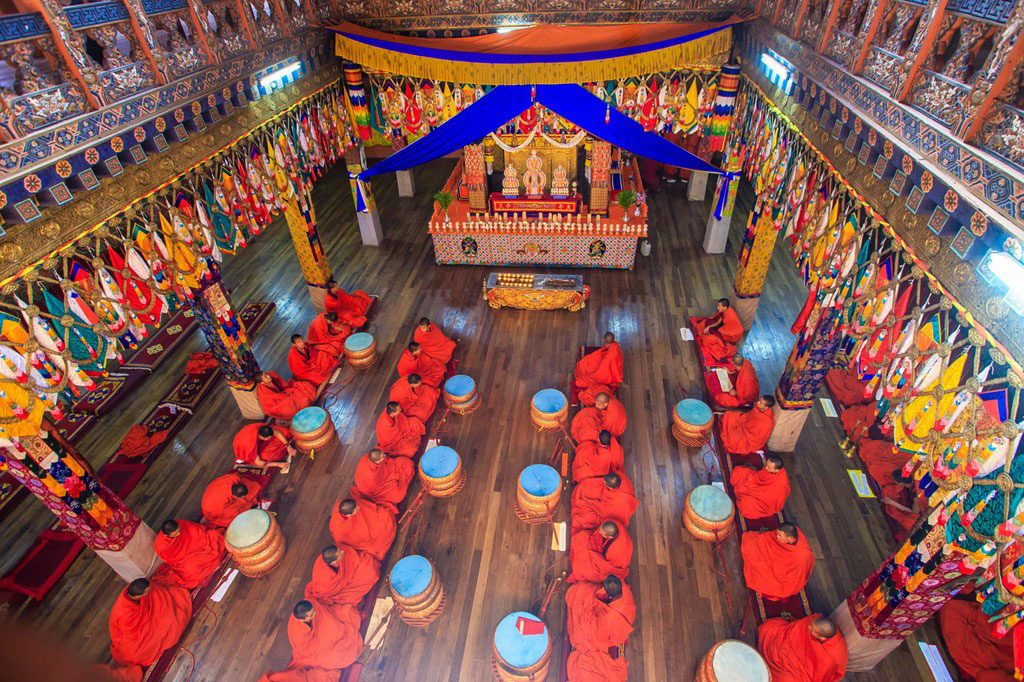 monastery-in--bhutan-travel-guide-tourist-attractions-bhutan-travel-photos-pictures