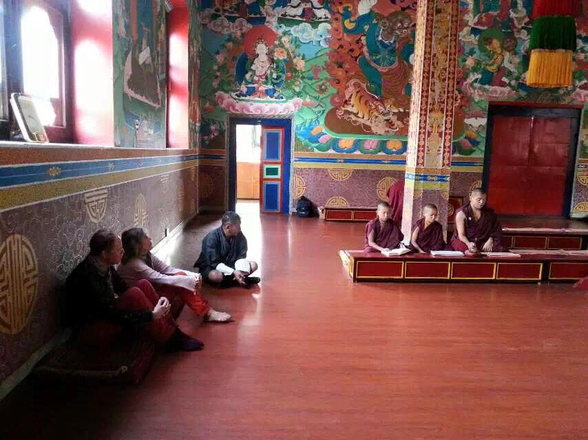 Conducted special prayer ceremony by Buddhist monks for one's well being ,prosperity and good health
