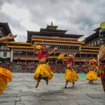 One of the biggest festivals in the country is the Thimphu Tshechu