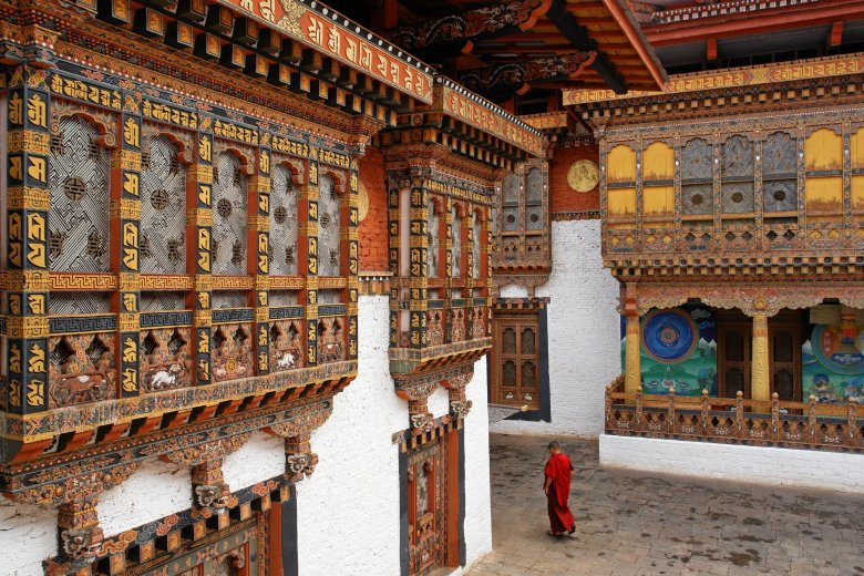 Bhutan claimed the No. 1 spot, in the Lonely Planet's Travel