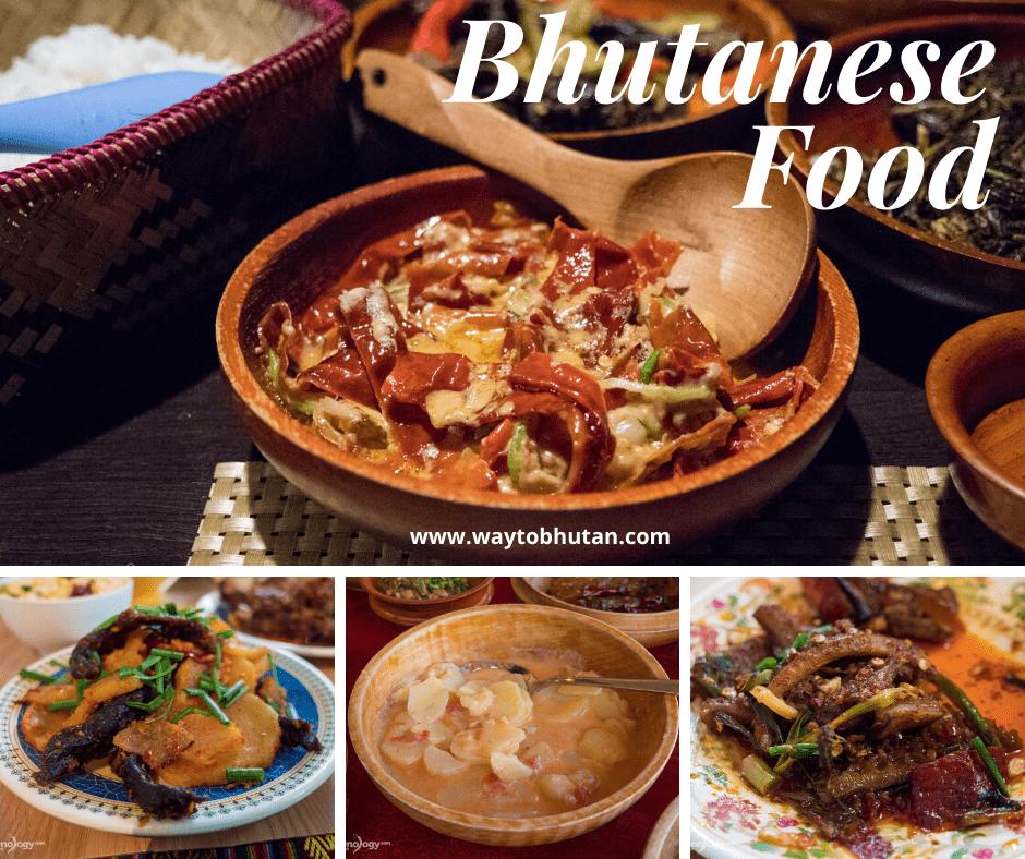 Bhutanese Food
