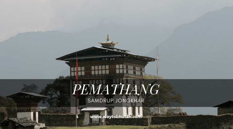 Pemathang (previously called Dalim) is among other village, the most popular when it comes to sugarcane farming in Samdrup Jongkhar.