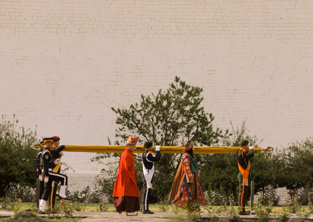 Buddhism is the official and most prominent religion of Bhutan gives this country its cultural and religious heritage.