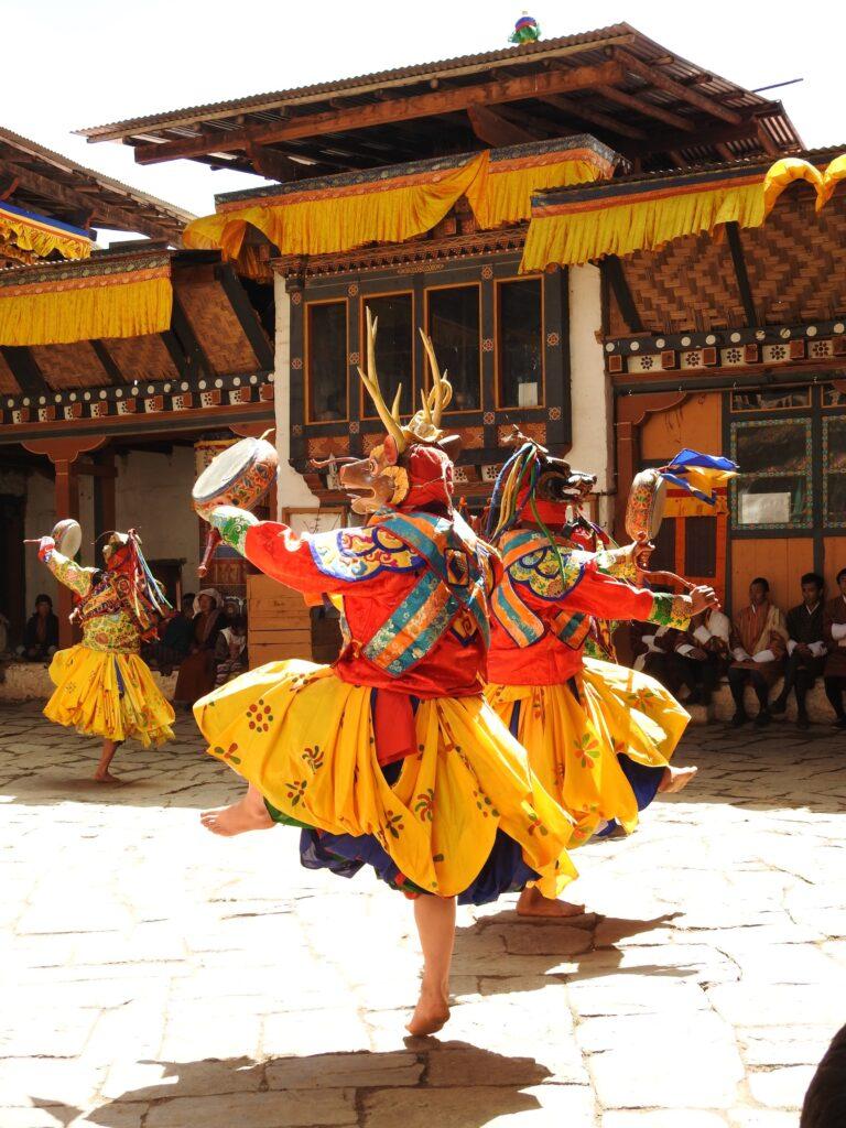 BHUTANESE CULTURAL FESTIVALS