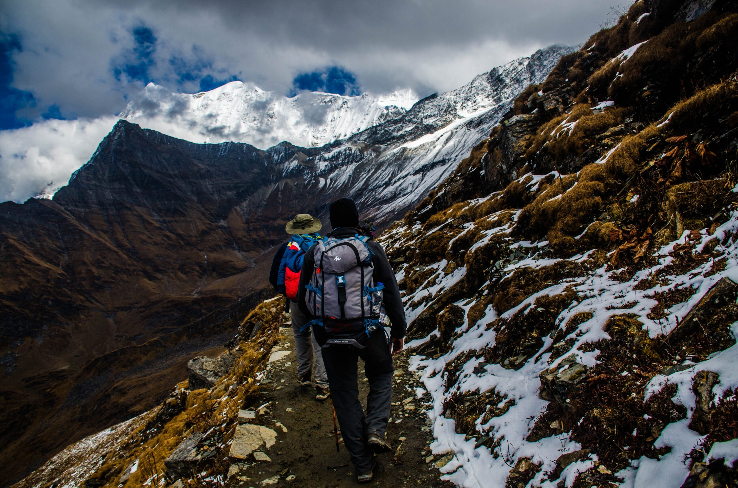 Photo by Saikat Ghosh - DRUK PATH TREK